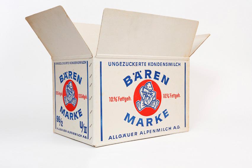 Historische Verpackungen